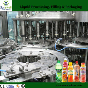 Pet Bottle Fruit Juice Manufacturing Machine pictures & photos