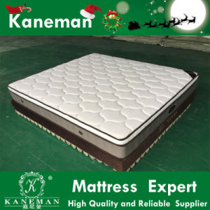 The Best Bonnell Spring Mattress with Latex 10inch pictures & photos