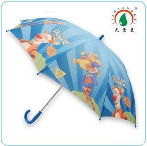 Different Cartoons Printed Children Umbrella