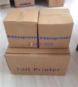 32mm Desktop Digital Ribbon Printer, Foil Ribbon Printing Machine pictures & photos