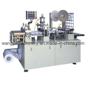 Automic Paper Cup Lid Sealing Machine