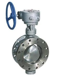 Stainless Steel/Cast Iron/Carbon Steel Flange Butterfly Valve