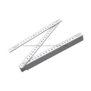 Plastic Folding 2m Ruler with Cms/Inches pictures & photos