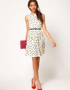 Fashion Dress C7031
