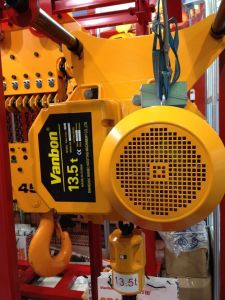 2ton Electric Chain Hoist Without Trolley pictures & photos