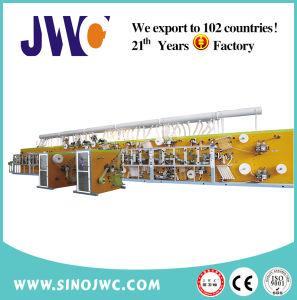 Full Servo Sanitary Napkin Making Machine Manufacturer Jwc-Kbd-Sv pictures & photos