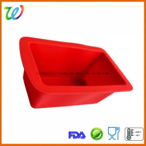 Factory Wholesale FDA LFGB Approved French Silicone Bread Mould pictures & photos