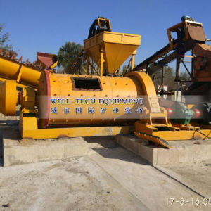 Ball Mill for Rock Gold Plant Small Scale Rock Gold Plant pictures & photos