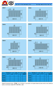 Air Cooling Aluminum Heat Sink From Professional Factory pictures & photos