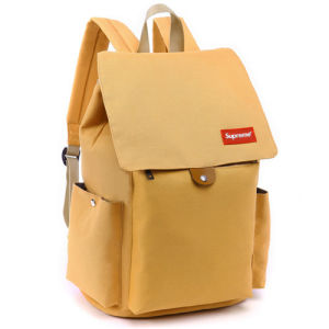 Campus Students High Quality Oxford Leisure School Backpack Bag pictures & photos