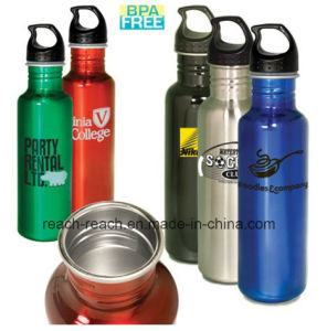Sports Bottle, Stainless Steel Water Bottle (R-9015) pictures & photos
