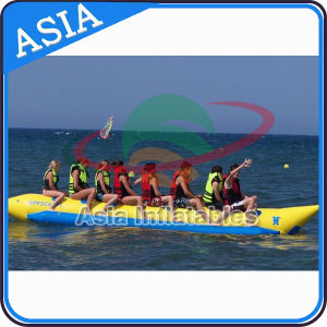 8 Person Single Line Towable Inflatable Banana Boat Water Adventure pictures & photos