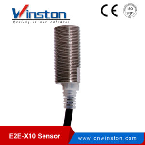 E2e-X10 Connector Type Flush Inductance Proximity Sensor Switch with Ce pictures & photos