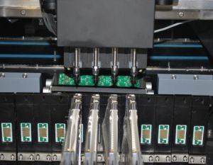 Multi-Function Assembly Line Pick and Place Machine T8 pictures & photos