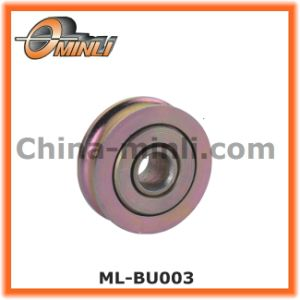 Popular Customized Metal Pulley for Window and Door (ML-BU003) pictures & photos