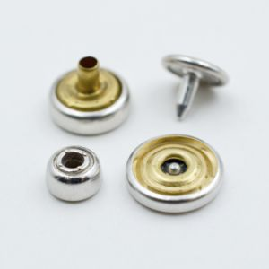 New Arrival Metal Snap Button for Coats pictures & photos
