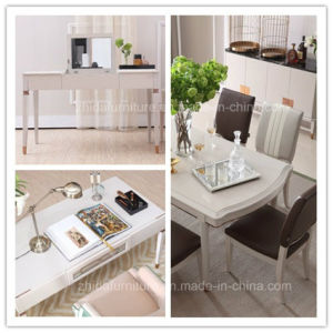 Bedroom Night Stand with Solid Wood for Home and Hotel pictures & photos
