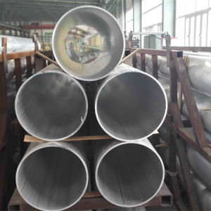 Different Metal Alloy 6005, 6061, 6063 Aluminum Alloy Tube for Structure, Decoration pictures & photos