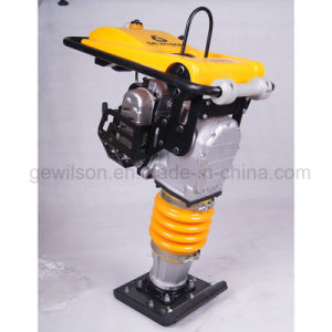 Vibrating Compactor Tamping Rammer by Honda pictures & photos