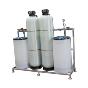 Water Softener with Automatic Backwash pictures & photos