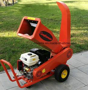 18HP Gasoline Power Wood Chipper Shredder, Branch Chipper Shredder pictures & photos