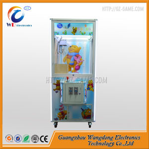 Beautiful Doll Coin Acceptor Toy Crane Machine pictures & photos