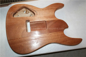 Hanhai Music / Prs Style Electric Guitar Kit with Magogany Body / DIY Guitar pictures & photos