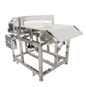 HACCP Certification Analogy Food Metal Detector pictures & photos