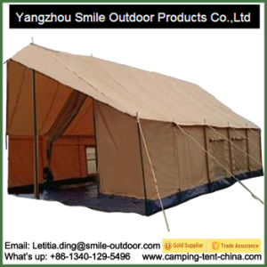 Disaster Relief Refugee Heavy Duty Camp Canvas Tent pictures & photos