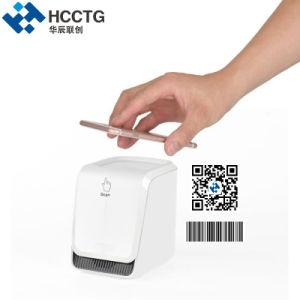 IP42 CMOS Sensor Reading Screen 1d 2D Barcode Desktop 2D Barcode Scanner (HM6) pictures & photos