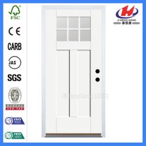 Composite Decorative Wood Shaker Door (JHK-S01) pictures & photos