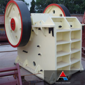China Shanghai Small Capacity Jaw Crusher pictures & photos
