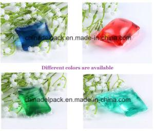 OEM&ODM Liquid Washing Detergent, Washing Liquid Detergent with Water Souble Film, Laundry Liquid Detergent Pod pictures & photos