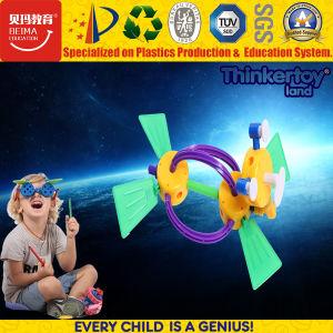 Plastic Preschool Educational DIY Toy for Children pictures & photos