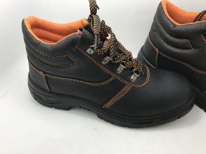 Industrial Leather Safety Shoes with Ce Certificate (Sn1206) pictures & photos