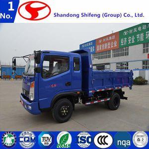 4 Tons 90 HP Shifeng Fengchi1800 Lcv Dumper