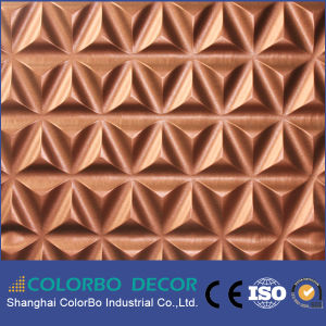 Leahter Wall Panel Decorative 3D Wall Panels pictures & photos
