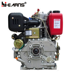 12HP Diesel Engine Featured with Generator (HR188FAE) pictures & photos
