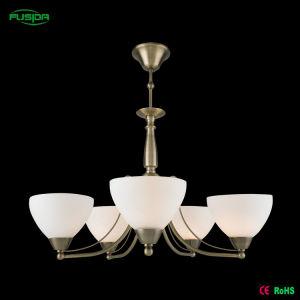 European Glass Chandelier Chandelier Light (P-8133/3) pictures & photos