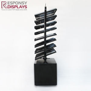 Custom Made Permanent Nail Polish Bottle Display Rack pictures & photos