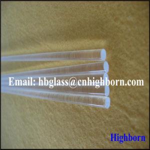 Heat Resistance Transparent Quartz Glass Sticks pictures & photos