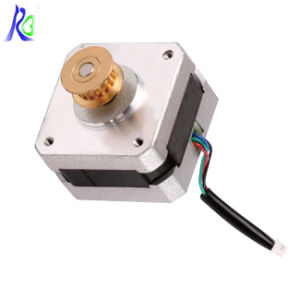 Hybrid Step Motor 0.9 Degree NEMA14 pictures & photos
