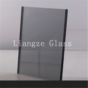 8mm G-Crystal Gray Color Glass for Decoration/Building pictures & photos