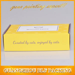 Custom Printed Corrugated Mailer Paper Box Packaging pictures & photos