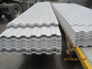 Fiberglass Reinforced Plastic Transparent Roofingsheet, FRP Roofing Panel, Sunlight Board pictures & photos