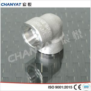Forged Socket Welding Fitting Elbow (B514 Uns N08800, Incoloy 800) pictures & photos