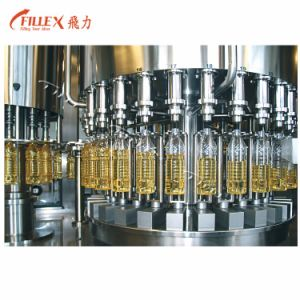 Automatic Oil Bottle Filling Machine Price pictures & photos