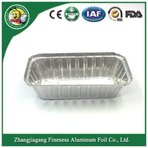 2018 Christmas Hotsale Disponsable Aluminum Foil Round Container pictures & photos