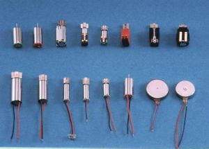 Vibration Motor (4mm, 6mm, 7mm, 8mm, 10mm, 12mm) pictures & photos