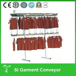 Commercial Clothes Conveying Machine, Conveyor (SZ) pictures & photos